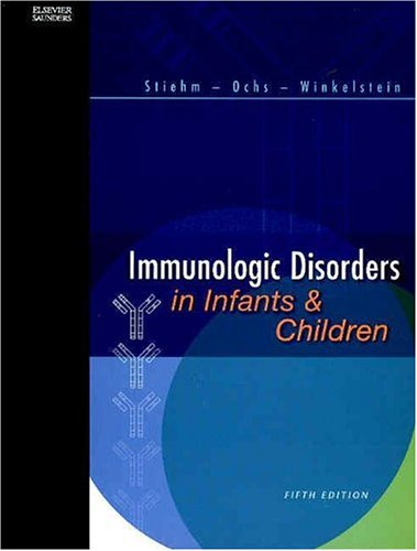 Immunologic Disorders in Infants and Children