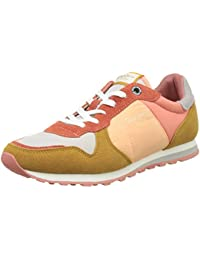 Pepe Jeans Verona W Colors, Sneakers Basses Femme