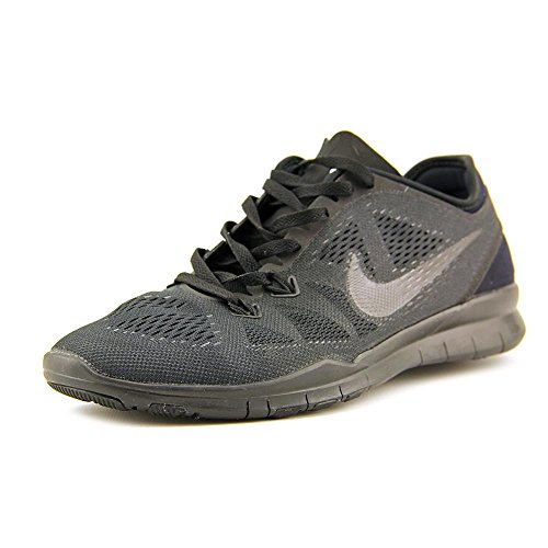 Nike Free 5.0 Tr Fit 5 Damen US 8 Schwarz Laufschuh (Schuhe Training Cross Nike)