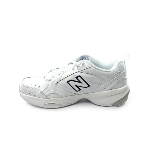 New Balance Women's WX624v2 White 6.5 2E White