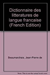 DICT.LITT.LGUE FRSE 1    (Ancienne Edition)