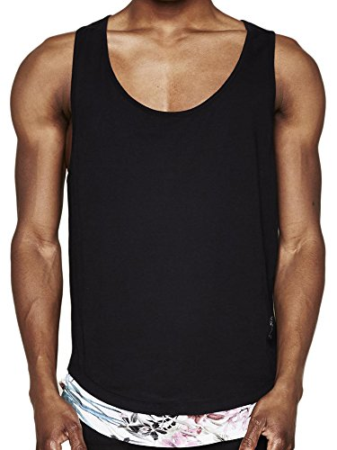 Religion Clothing Herren Tank Top T-Shirt Vest Bloom