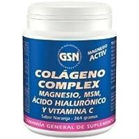 Colágeno Complex Sabor Naranja 364 gr. de Gsn