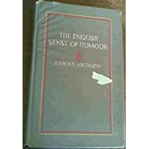 The English sense of humour, and other essays