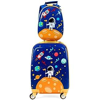 COSTWAY-Kindergepck-Kindertrolley-Kinderkoffer-mit-Rucksack-Reisekoffer-Jungen-Handgepck-Reisegepck