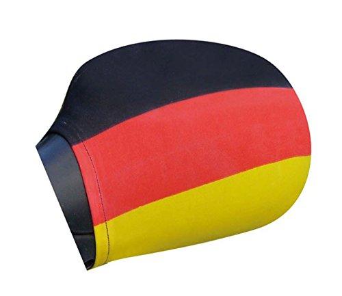 Amscan 400247 Außenspiegelfahnen Deutschland