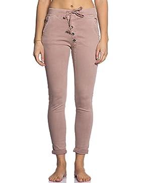 37c40ca5e4ea [Sponsorizzato]Abbino CG001 Jogging Pantaloni Donne Ragazze - Multiplo  Colore - Mezza Stagione Primavera