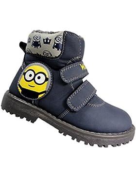 Despicable Me Minions ,  Unisex Kinder Combat Boots