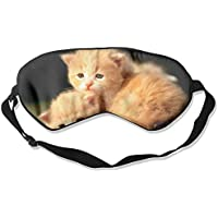 Eye Mask Eyeshade Kittens Picture Sleep Mask Blindfold Eyepatch Adjustable Head Strap preisvergleich bei billige-tabletten.eu