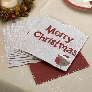 Let it Snow Paper Napkins by
