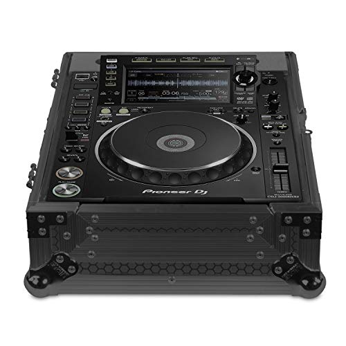 UDG flightcase multi Format cdj/mixer–nero