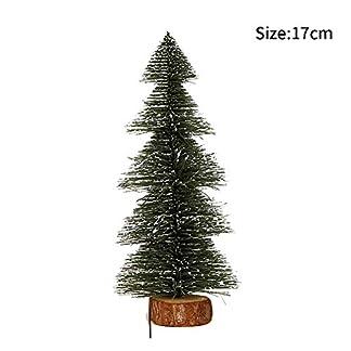 Matedepreso-Mini-Tischplatte-Weihnachtsbaum-Knstliche-Baum-Tischplatte-Weihnachtsdekoration-Zubehr