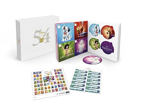 Collezione Completa I Classici Disney (54 DVD) - Edizione Limitata