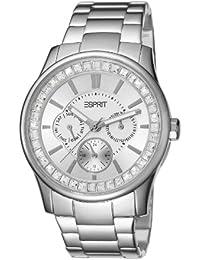 Esprit Damen-Armbanduhr 304 STAINLESS STEEL Analog Quarz Edelstahl A.ES105442001