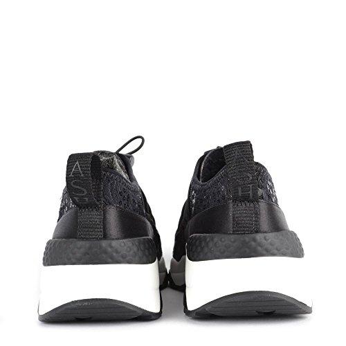 Miss Ash Damen Schwarz Schuhe Rete Sneaker Sw57xB5qH
