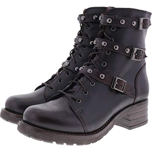 Brako / Modell: Military Pull/Moka Braun Leder/Stiefel/Art: 8463 / Damen Stiefeletten Größe 39 EU