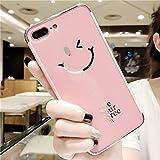 581da77c6c7 Funda iPhone 7 Plus,iPhone 8 Plus Espejo Funda Carcasas,Uposao Thin Fit  Funda