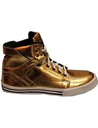 APPE Jordan Ankle Length Casual Shoes GOLDEN