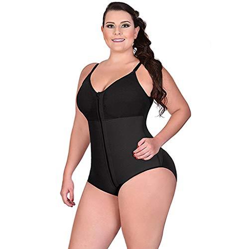 KonJin Figurformendes Unterhemd Seamless Shaping Camisole Komfort Shapewear Tank Top Shirt Bauchweg Mieder Frauen einteiliges Korsett Plus Größe