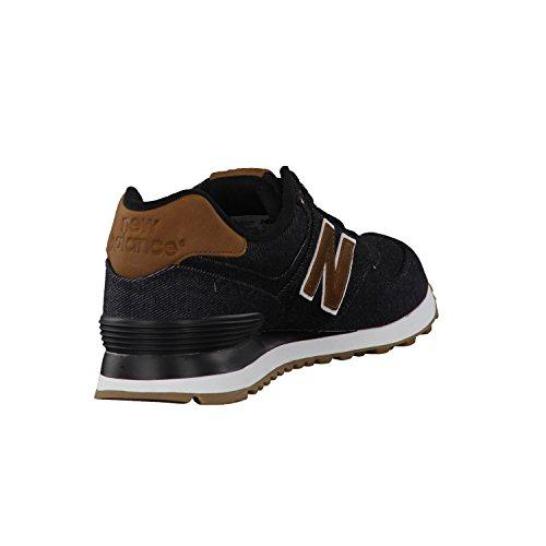 New Balance - Ml574txd, Scarpe da ginnastica Uomo Black
