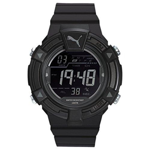 PUMA Time COLLIDE DIGITAL PU911381001 Reloj digital para hombres muy deportivo