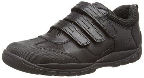 Sneakers De Preto Iniciar Calcário Jovem Rito black 56xwWqp