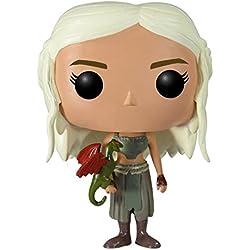 Funko - POP! Vinilo Colección Juego de tronos - Figura Daenerys Targaryen (FU3012)
