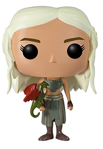 POP! Vinilo - Game of Thrones: Daenerys Targaryen