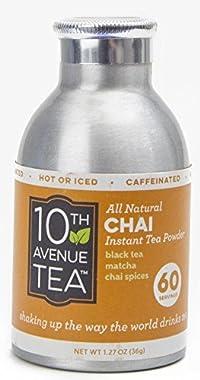 10th Avenue Tea Instant Chai Tea Powder (Chai)