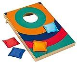 Moses Wooden Game Beanbag Toss | Geschicklichkeitsspiel Cornhole