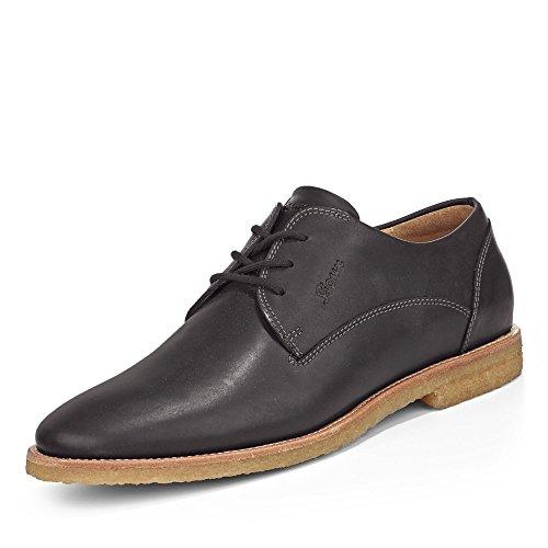 Sioux bedelio Chaussures à lacets Schwarz