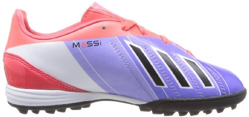 adidas F10 Trx Tf J, Chaussures de football garçon Blanc (White/White/White)