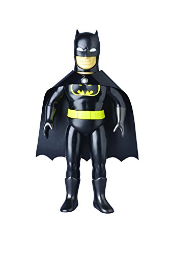 Hero: Batman (schwarz Kostüm Version) Sofubi Action Figur ()