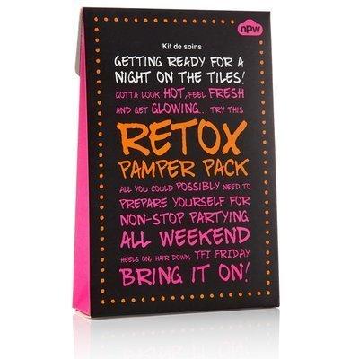NPW Retox Pomponner Pack : L'ultime Kit Pour Un Partout Boîtier Complet Beautify 4 articles