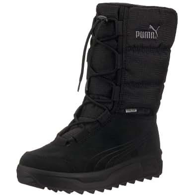 Puma Borrasca III GTX 301865, Unisex-Erwachsene Schneestiefel, Schwarz (black-black 01), EU 43 (UK 9) (US 10)