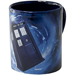 Doctor Who Giant Hidden Tardis Mug