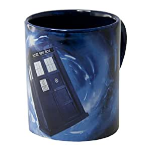 Bunkerbound Zeon DR283 Doctor Who Tardis Géant Caché Tasse
