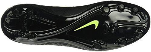 Nike Hypervenom Phelon Ii Fg, Entraînement de football homme Noir (Black/Black)