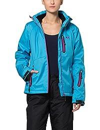 Ultrasport Women's Softshell Jacket Serfaus with Ultraflow 10.000