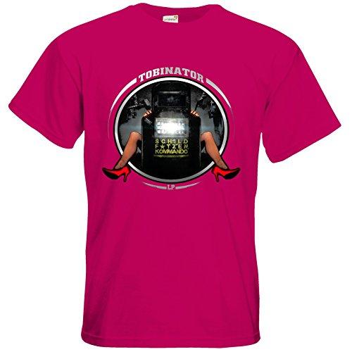 getshirts - Tobinator Official Merchandise - T-Shirt - Schildftze Sorbet