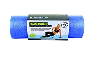 Fitness-Mad Foam Roller 18""