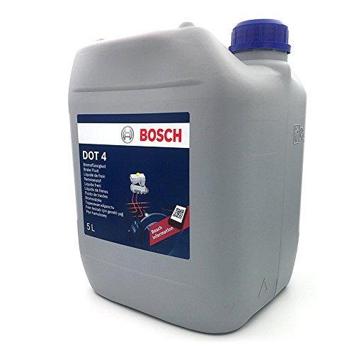 Bosch 1 987 475 108 de liquide de frein DOT 4 , 5L