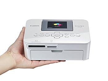 Canon Selphy Cp1000 Photo Printer, White 3