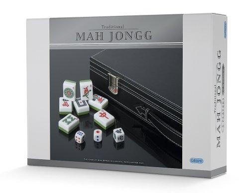 Imagen principal de Gibsons G165 - Mahjong en caja de piel sintética