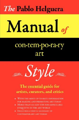 Manual of Contemporary Art Style