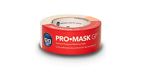 "Intertape Polymer Group 5103-2 1.87/"" X 60 Yards Masking Tape"