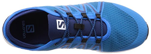 Salomon Crossamphibian Swift, Scarpe da Corsa Uomo Cloisonne/Blue Depths/White Blue