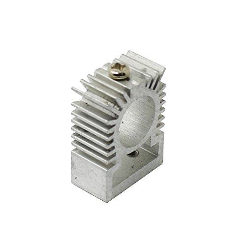 q-baihe Aluminium Heizkörper Kühlkörper 20x 27x 11mm für 12MM Laser Modul - Laser-diode 12 Mm