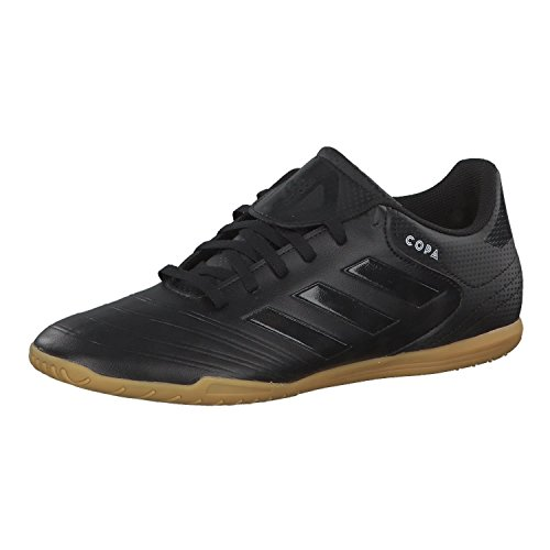 adidas Herren Copa Tango 18.4 IN Futsalschuhe, Schwarz Ftwbla/Negbás 000, 42 2/3 EU