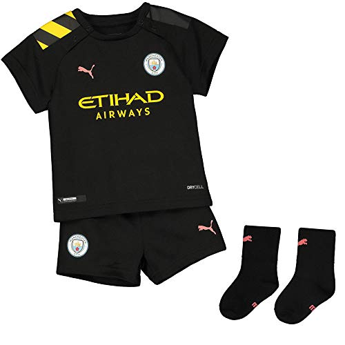 Puma 2019-2020 Manchester City Away Baby Kit -
